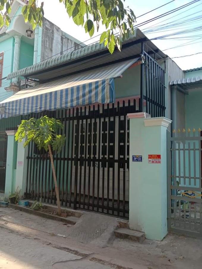 Chính chủ cần bán căn nhà cấp bốn ở Bình Chuẩn 34, Thuận An, Bình Dương.