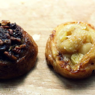 Puff Pastry Sticky Buns.