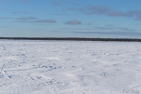 Shell Lake Jan 7