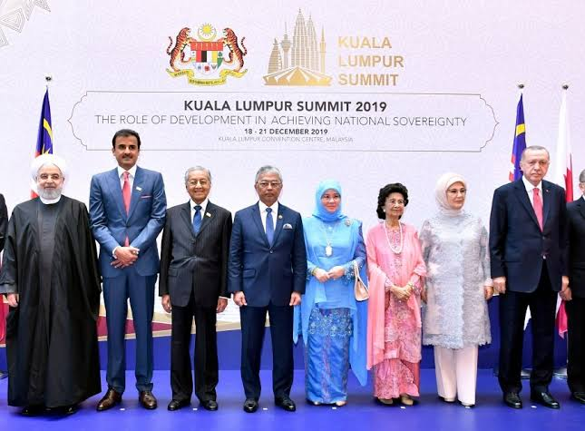 """Kuala Lumpur Summit 2019"", Saudi Absen, Pakistan Mengundurkan Diri"