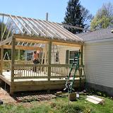 Deck - Earlville