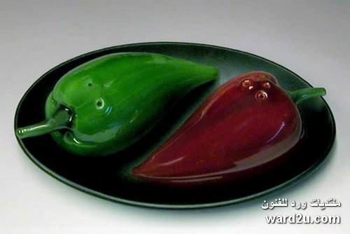 عناصر طبيعية فى ابداعات فنانة الزجاج Margaret Neher