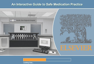 SAFE MEDS Opening Screen