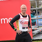 OIC - ENTSIMAGES.COM - Judge Rinder at the  Virgin Money London Marathon on Blackheath in London, England. 24th April 2016 Photo Mobis Photos/OIC 0203 174 1069