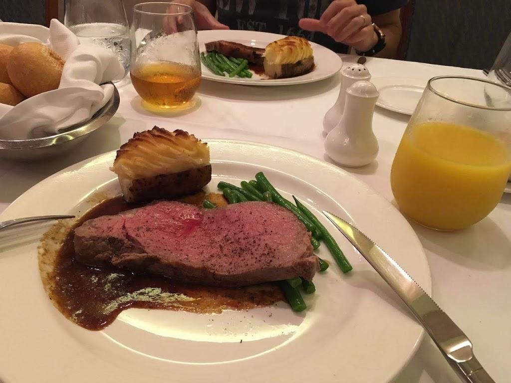 レストラン『ルミエール』のメニュー例