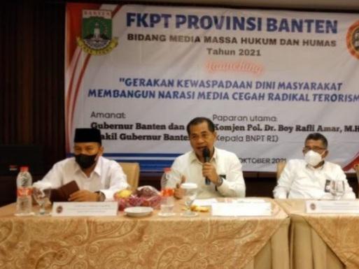 Mengejutkan! BNPT Sebut Hampir 80 Persen Konten Keagamaan di Medsos Berunsur Intoleran dan Radikal