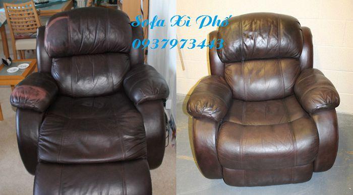 Bọc nệm ghế sofa da bò quận 3 - Bọc nệm ghế sofa tại hcm