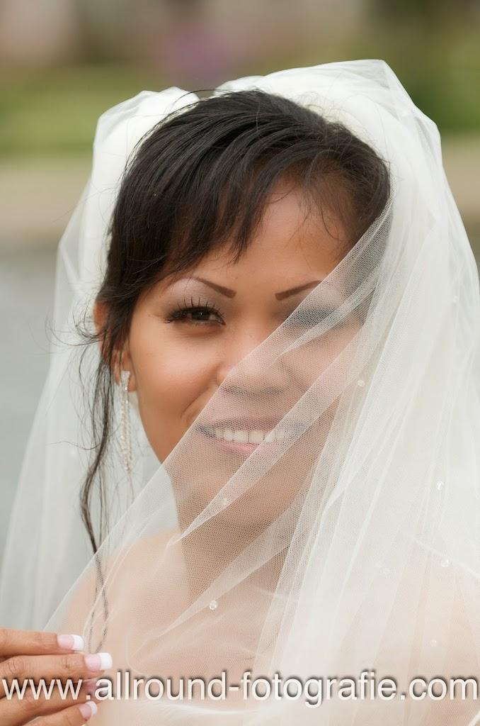 Bruidsreportage (Trouwfotograaf) - Foto van bruid - 031