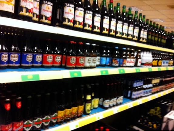 Mont noir bières