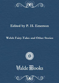 Cover of Peter Henry Emerson's Book Welsh Fairy Tales And Other Stories