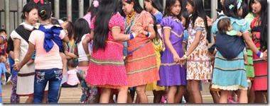 Indigenas Medellin