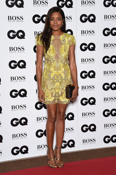Naomie Harris attends the GQ Men Of The Year Awards