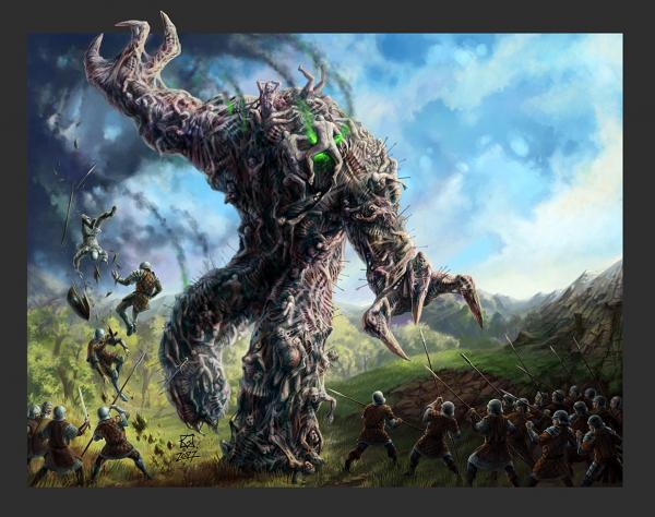 Sins Of Weird Creature, Demons 2