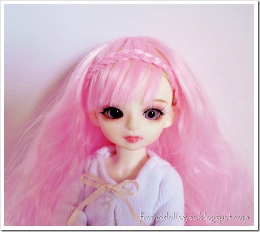 Of Bjd Hair: Some Grooming Tools and Doll Wig Makeovers ...