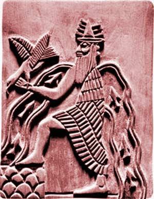 Религия Древней Месопотамии 3