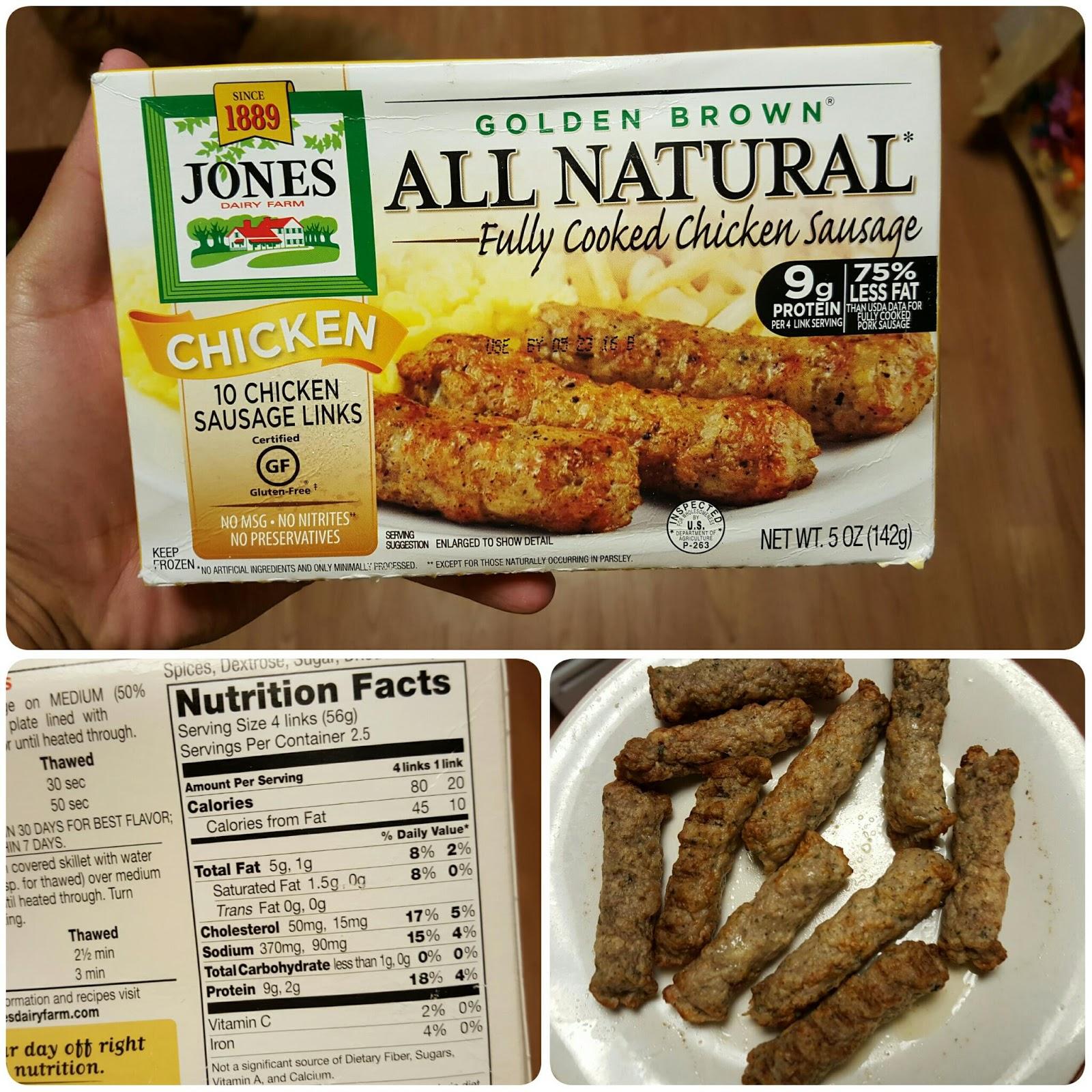 Jones Golden Brown All Natural