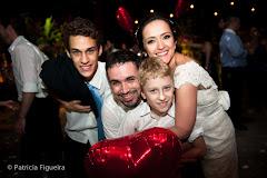 Foto 2401. Marcadores: 30/07/2011, Casamento Daniela e Andre, Rio de Janeiro
