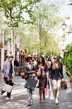 Madrid busca ser referente mundial del turismo de compras