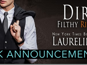 Coming Soon: Dirty Filthy Rich Boys (Dirty Duet #0.5) by Laurelin Paige