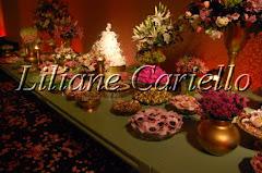 Fotos de decoração de casamento de Casamento Bárbara e Carlos Maurício no Clube Monte Líbano da decoradora e cerimonialista de casamento Liliane Cariello que atua no Rio de Janeiro e Niterói, RJ.