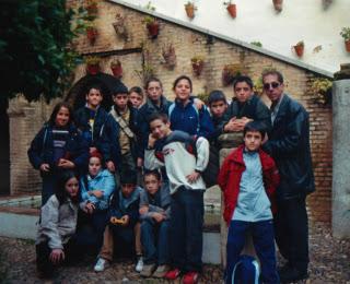 Escuelas Viajeras Andalucía