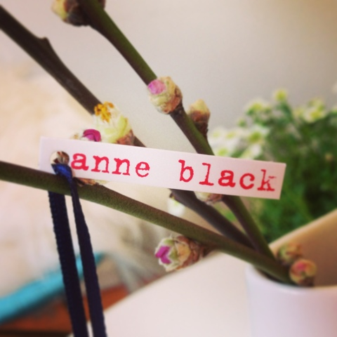 MarmeladeBallade: anne black - love it!