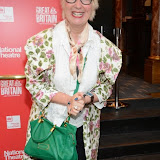 WWW.ENTSIMAGES.COM -   Jenny Eclair   arriving  at     Great Britain - press night at Theatre Royal Haymarket, London September 26th 2014West End Opening at Theatre Royal Haymarket for Richard Bean's GREAT BRITAIN -  Play about an ambitious tabloid editor in production described as anarchic satire about the press, the police and the political establishment.                                                    Photo Mobis Photos/OIC 0203 174 1069