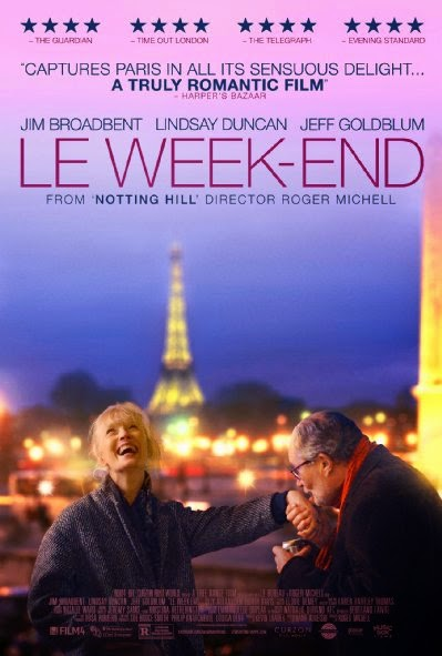 Poster Of English Movie Le Week-End (2013) Free Download Full New Hollywood Movie Watch Online At alldownloads4u.com