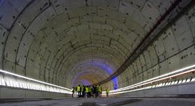 Las obras del túnel AVE Atocha-Chamartín acabaran este año