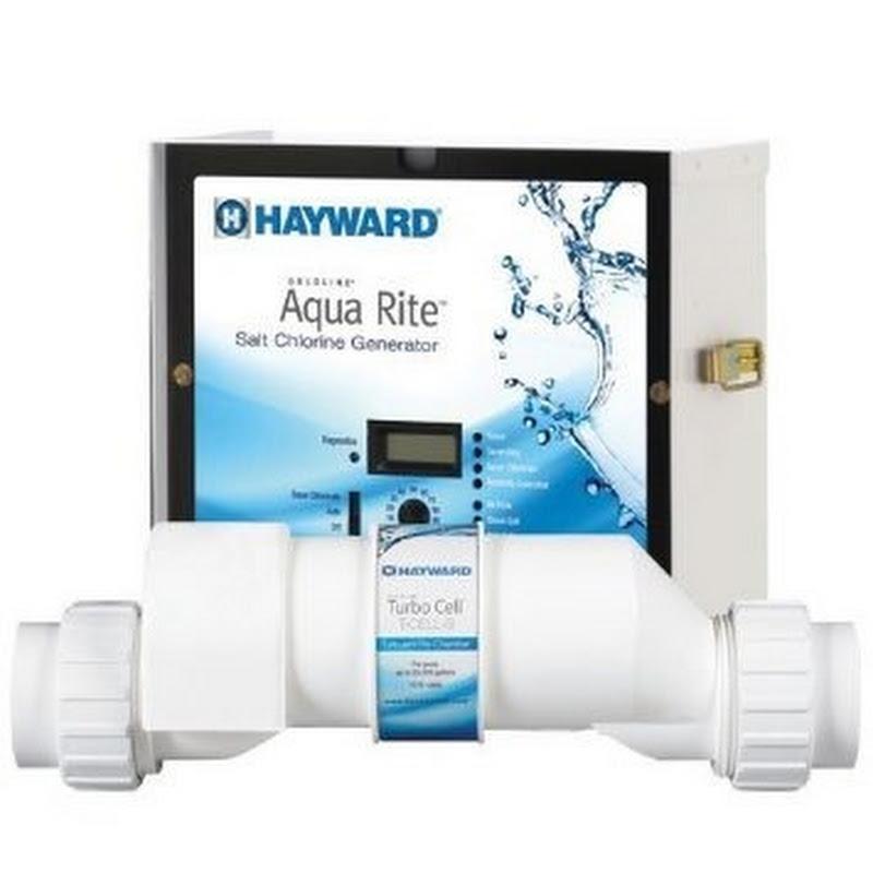 Hayward AQR15 Install