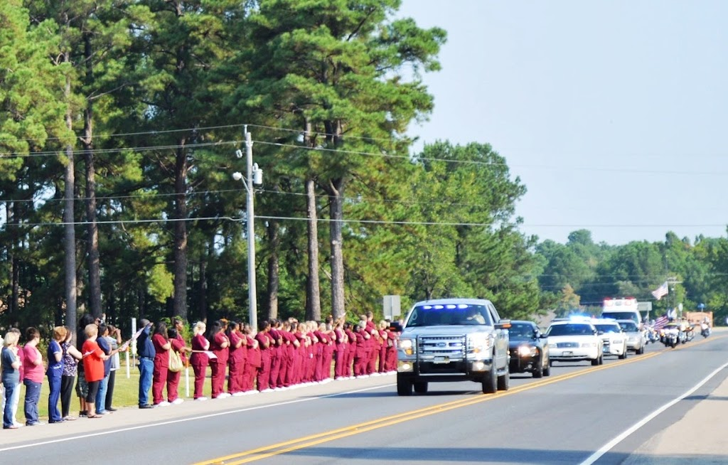 Honoring Sergeant Young Procession - DSC_3212.JPG