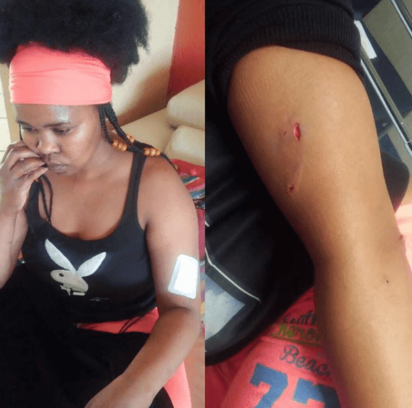 ZAHARA'S GOOD DEED GETS HER STABBED! 1