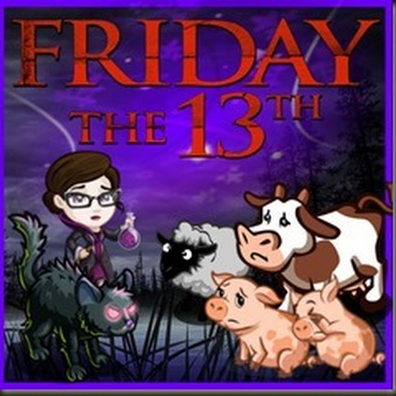 The Dirt Farmer's Flash Poll–Friday the 13th Edition