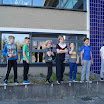 Buitentraining freerunning en parkour