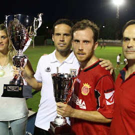 Trofeo Villa de Montijo 2014