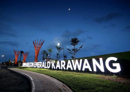Inilah Progress Pembangunan Sumamarecon Emerald Karawang