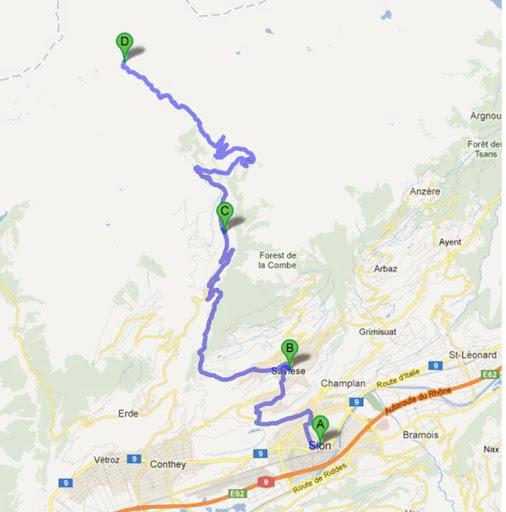 passeando - Passeando pela Suíça - 2012 - Página 9 Sion%2520saviese
