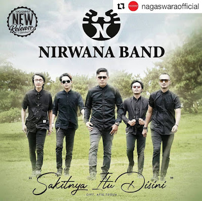 """NIRWANA BAND Luncurkan Single Terbaru """"Sakitnya Itu Di Sini"""""""