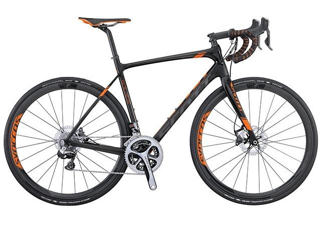 bicicleta carretera ultra fondo disco 2016