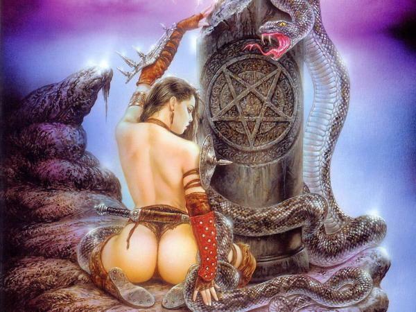 Snake Handler, Satanic Beauties