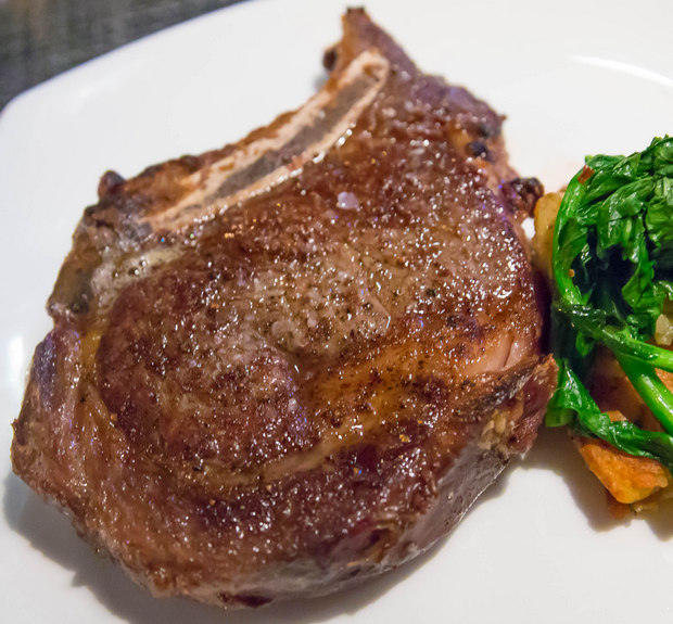 photo of Dry Aged Bone-In Rib Eye