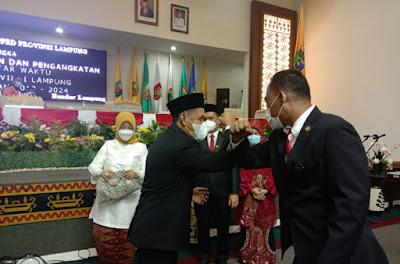 Anggota DPRD Lampung, Ali Imron