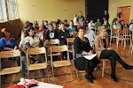 Pasowanie Uczniów Klas Pierwszych na Gimnazjalistów 31.10.2012 r.