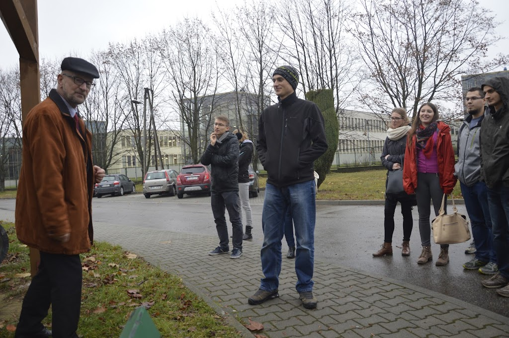 Wizyta na Uniwersytecie Rolniczym - biopaliwa - _DSC0288.JPG