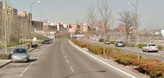 La Gran Vía del Este de Vicálvaro para bicis y peatones todos los domingos