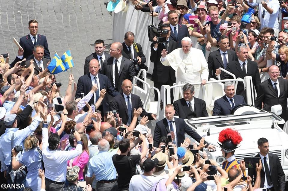 Watykan, 5 czerwca 2016 - 13346728_1221820397829562_8080374444611717439_n.jpg