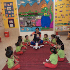 Introduction to Aeroplane in Nursery (14-15) at Witty World