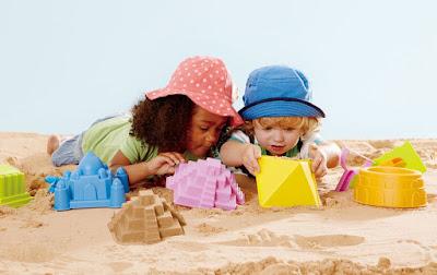Khuôn cát xây Kim tự tháp Ai Cập Hape Pyramid