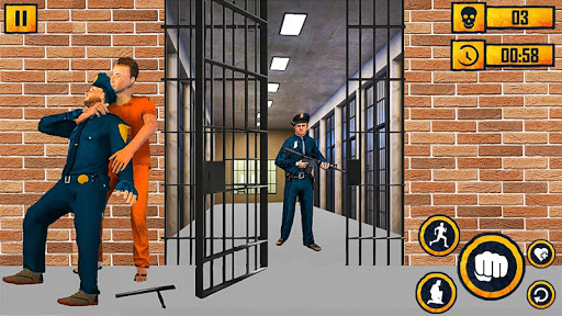 Prison Escape- Jail Break Grand Mission Game 2019 1.0 screenshots 1
