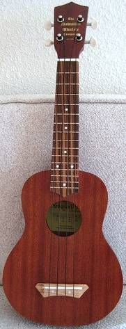 the Hawaiian Ukulele co est 1984 soprano